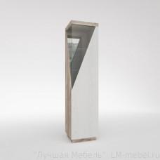 Шкаф с витриной П Лайт 0551.7