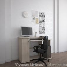 Письменный стол Клорнет с полками ТД Шагус