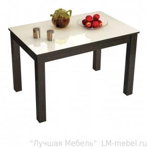 Стол обеденный Норман (Лакобель Ваниль)