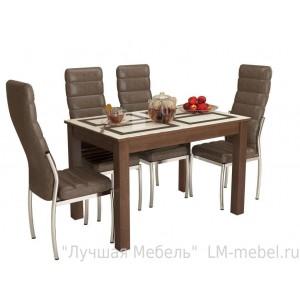 Стол обеденный Норман (рисунок Плитка)