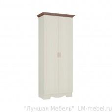 Шкаф двухдверный для одежды Шерри ШК-2м ТД Шагус