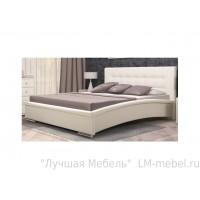 Кровать Луиза с мягким изголовьем и подъемным механизмом