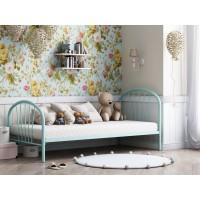 Кровать односпальная Эвора металлическая