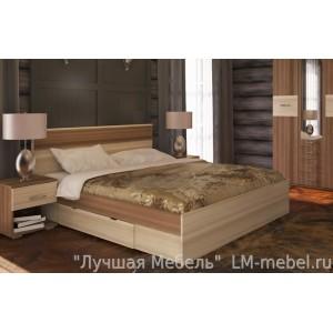 Кровать Стиль ТД Шагус