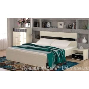 Кровать 900 Город ТД Шагус
