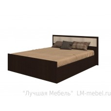 Кровать Фиеста (Венге/Лоредо)