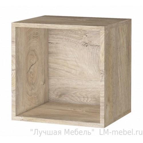 Куб Паскаль ТЭКС Дуб эндгрейн