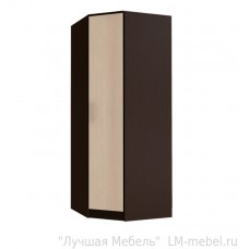 Шкаф угловой Фиеста (Венге/Лоредо)
