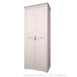 Шкаф для одежды двухдверный Афродита 08