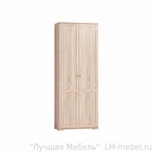 Шкаф двухдверный для одежды Sherlock  11 (Дуб сонома)