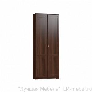 Шкаф двухдверный для одежды Sherlock 11 (Орех шоколадный)