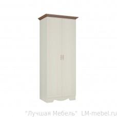 Шкаф двухдверный  для одежды Шерри ШК-2 ТД Шагус