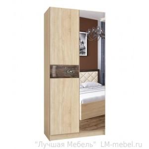 Шкаф двухстворчатый Мадлен ТЭКС