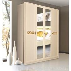 Шкаф четырехдверный Ливадия Л25