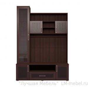 Шкаф-стеллаж комбинированный Аргентина 14 Ижмебель