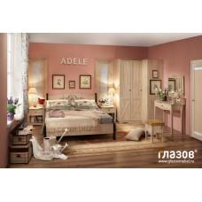 Спальня ADELE компоновка 3