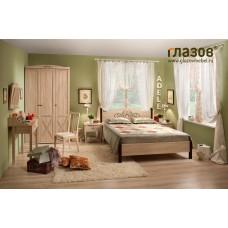 Спальня ADELE компоновка 4