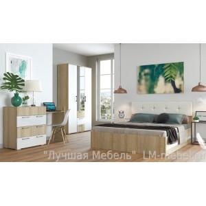 Спальня Белладжио комплект 1