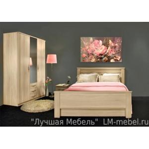 Спальня Диана компоновка 2