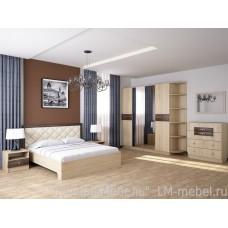 Спальня Мадлен компоновка 3