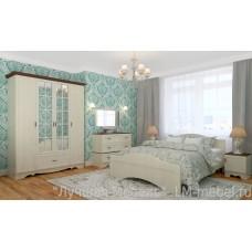 Спальня Шерри вариант №3 ТД Шагус