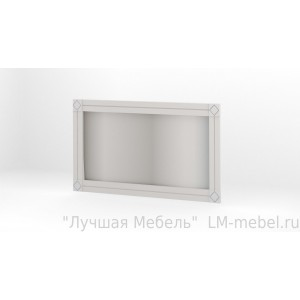 Зеркало горизонтальное в МДФ рамке Млада модуль 5