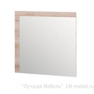 Зеркало настенное Люмен 18 Ижмебель