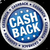 Ищите товары помеченные значком Cash-Back